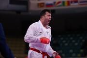 کولاک سجاد گنجزاده با صعود به فینال المپیک توکیو