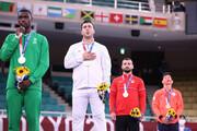 خواست خدا بود که کاراته ایران طلایی شود