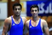ببینید | لحظه استقبال ویژه از برادران قهرمان و المپیکی گرایی در فارس