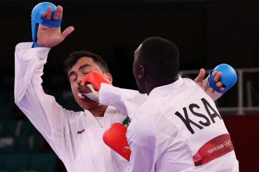 عربستان برای کاراته کای بازندهاش سنگ تمام گذاشت