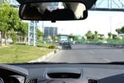 ببینید | تعقیب و گریز پراسترس پلیس راهور با راننده پژو 206 در خیابانهای تهران