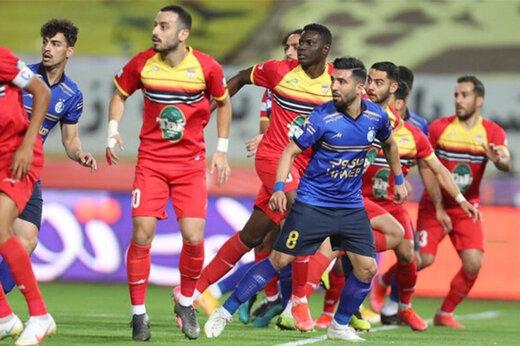 Foolad beat Esteghlal to win Iran's Hazfi Cup