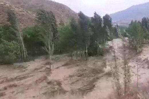 هشدار هواشناسی درباره سیل در دو استان