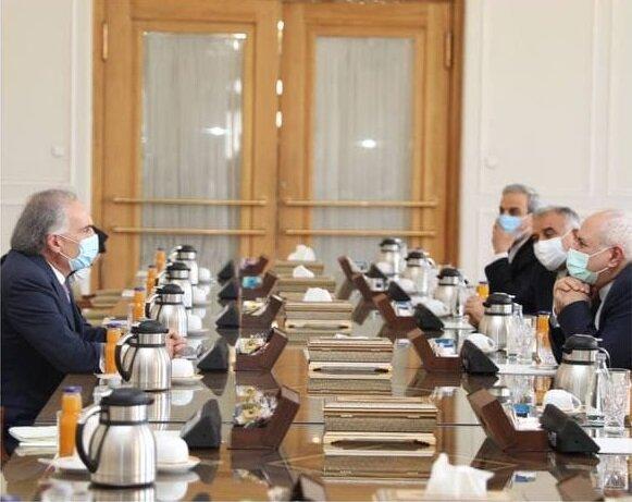 ظریف: جامعه جهانی درباره افغانستان موضع صریح بگیرد