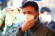 ببینید | واکنش تند سیدجواد هاشمی به حواشی سکانس استخر زخم کاری