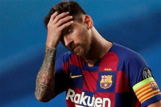 چرا مسی حاضر به بازی رایگان برای بارسلونا نشد؟