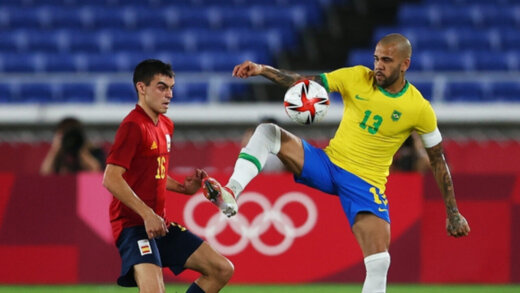 صدرنشینی ستاره برزیلی در جمع پرافتخارترین بازیکنان جهان