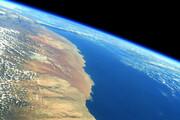 ببینید | تصویر اعجابانگیز کره زمین ارسالی از ایستگاه فضایی بینالمللی