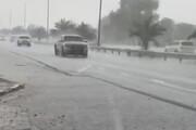 بارندگی شدید در هرمزگان، گیلان و سیستان و بلوچستان