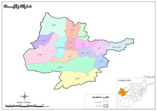 اخبار ضد و نقیض از سقوط مقر استانداری و فرماندهی پلیس هرات