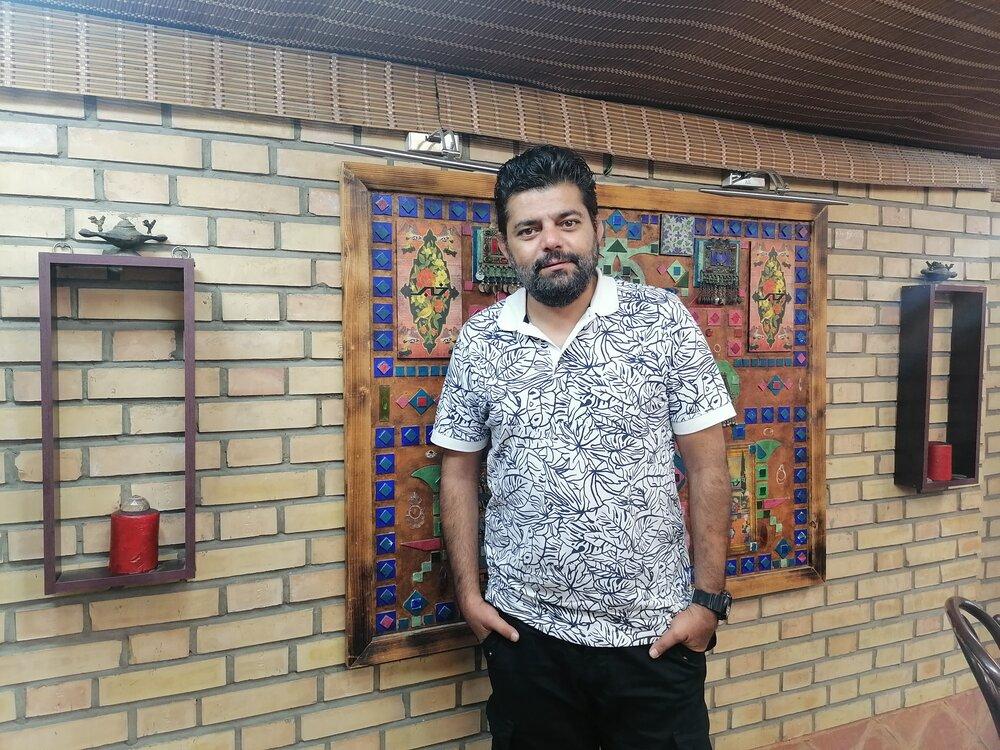 شاهد احمدلو: شهاب حسینی در حدی نیست که درباره مسعود کیمیایی نظر بدهد