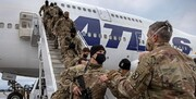 تفنگداران آمریکایی وارد کابل شدند