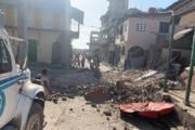ببینید | تصاویری از زمینلرزه هولناک 7 ریشتری در هائیتی