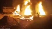 افزایش شمار کشتههای انفجار تانکر نفت در لبنان/ میقاتی: قلبمان به درد آمد