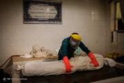 تصاویر | «روایت مرگ» در موج پنجم
