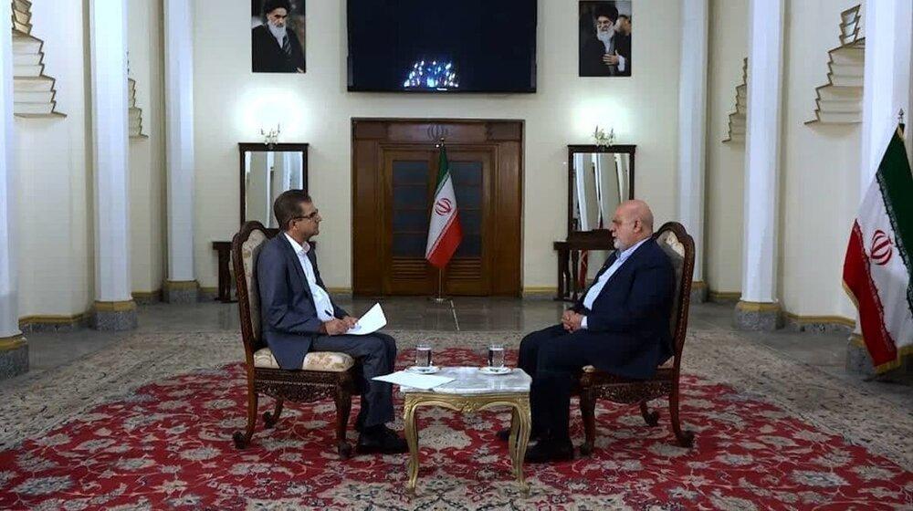 مسجدی از مذاکرات ایران و عربستان برای بازگشایی سفارتخانهها خبر داد