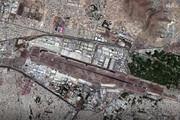 ببینید   تصاویری عجیب و حیرتانگیز ماهوارهای از ازدحام مردم در فرودگاه کابل