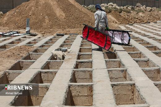 آمار مرگ کرونایی در تهران نصف شد