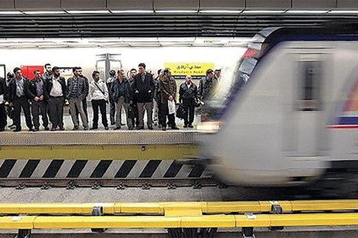 اختصاص قطار فوقالعاده برای جلوگیری از شلوغی مترو پس از باز شدن مدارس