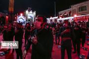 تصاویر | مراسم عزاداری شب عاشورا در امامزاده صالح (ع)