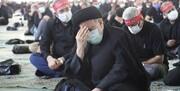 برگزاری مراسم عزاداری ظهر عاشورا در دانشگاه تهران با حضور رئیس جمهور