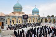 تصاویر | نماز ظهر عاشورا ۲۸ مرداد