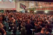ببینید | مراسم عزاداری روز عاشورا در لندن