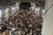 ببینید   هجوم دوباره مردم افغانستان به فرودگاه کابل برای فرار از دست طالبان