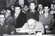 ببینید | اعلام رادیویی کودتای ۲۸ مرداد؛ مصدق خائن فرار کرد!