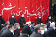 فرمانده کل سپاه در نهاد ریاست جمهوری+عکس