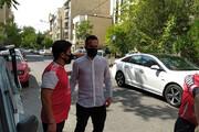 بازیکنی که به باشگاه پرسپولیس رفت، با فولاد بست/عکس
