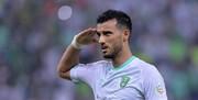 ستاره سوری دیدار با ایران را از دست داد