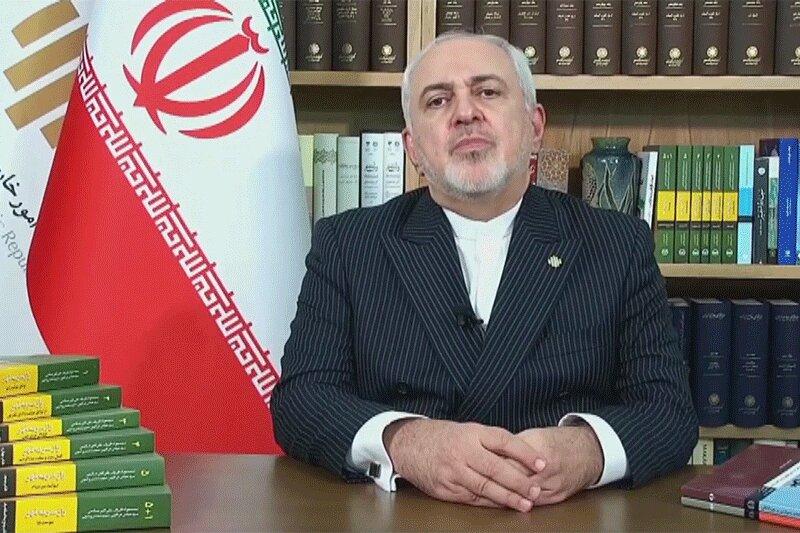 واکنش ظریف به تحریف اظهاراتش درباره واژه تعلیق