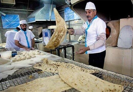 توضیح رییس اتحادیه درباره احتمال افزایش قیمت نان