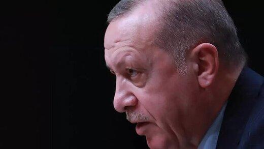 اردوغان برای طالبان خط و نشان کشید