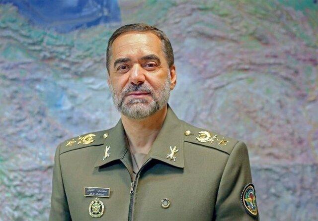 پیام وزیر دفاع جدید به نمایندگان مجلس