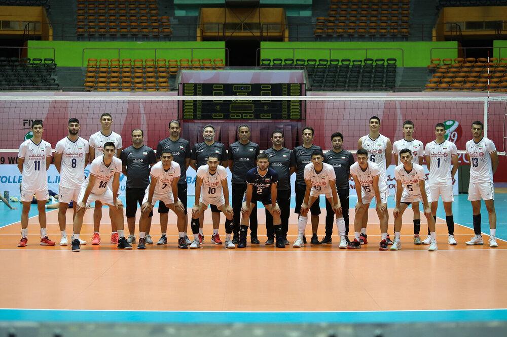 Tehran hosting FIVB U19 World Championship