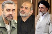 رأی حداکثری مجلس به ۳ وزیر امنیتی، سیاسی و دفاعی کابینه رئیسی