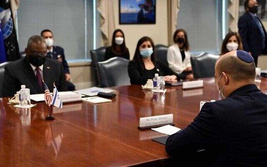 تعهد آمریکا به بنت برای مقابله با ایران
