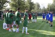جزئیات اردوی تیم ملی فوتبال ایران در کوتاه ترین زمان