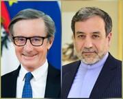 قائم مقام وزارت خارجه اتریش از ایران قدردانی کرد