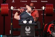 ببینید | اولین مدال طلای کاروان پارالمپیک ایران با درخشش روحالله رستمی