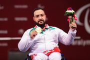 خوشحالی مردم از مدال طلا رستمی