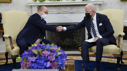بنت،از توافق با بایدن برای مقابله با ایران خبر داد