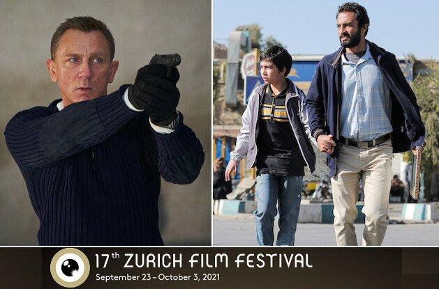 «قهرمان» با «جیمز باند» به جشنواره زوریخ میرود