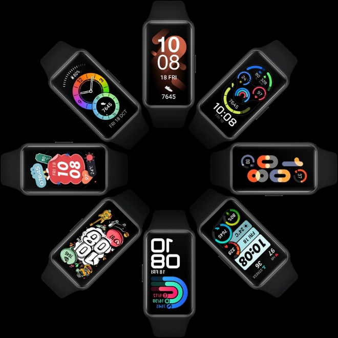 پنج دلیل برای انتخاب و خرید دستبند هوشمند هواوی بند 6