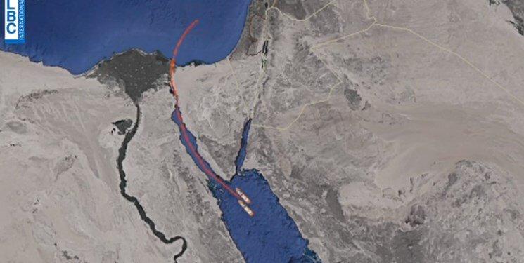کشتیهای حامل سوخت ایران به لبنان کجا هستند؟/عکس