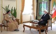 کدام وزیر رئیسی به دیدار رئیس قوه قضاییه رفت؟