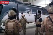 ببینید   ورود طالبان به محل نگهداری بالگردها در فرودگاه کابل