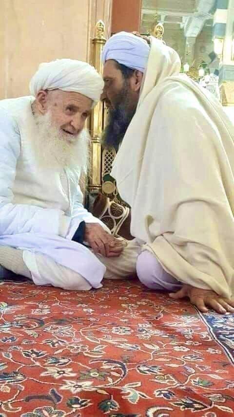 عکس | تصویری جدید از رهبر مرموز طالبان؛ «هبت الله آخوندزاده»